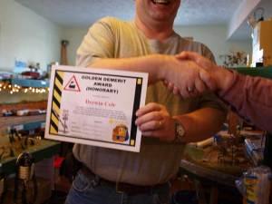 Derwin's Award!